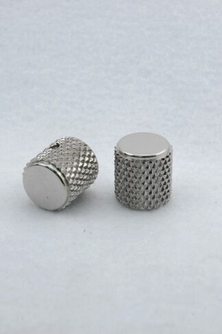 Callaham Late 50's Flat Top Heavy Knurled Knobs