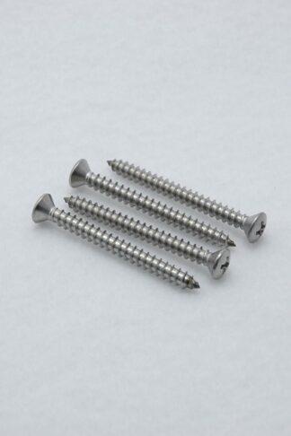 Callaham Neck Plate Stainless Steel Screws
