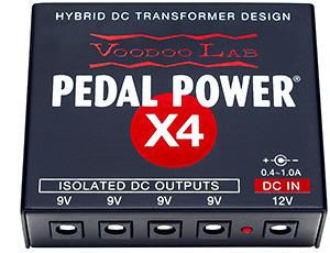pedal power x4