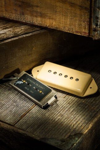 Lollar P-90 Dog Ear Style Pickup