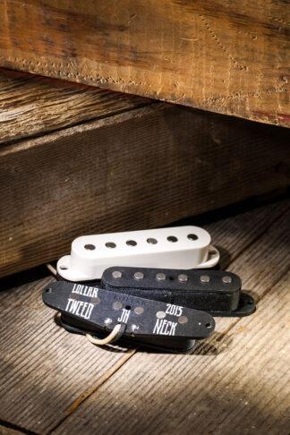 Lollar Vintage Tweed Series Replacement Pickup Set for Strat