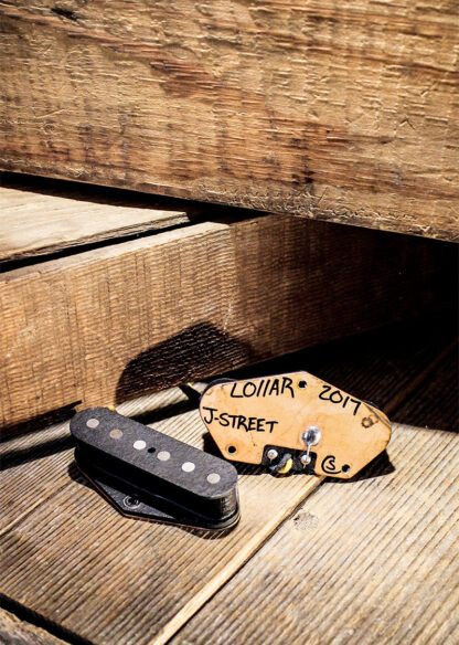 Lollar J-Street Bridge Pickup